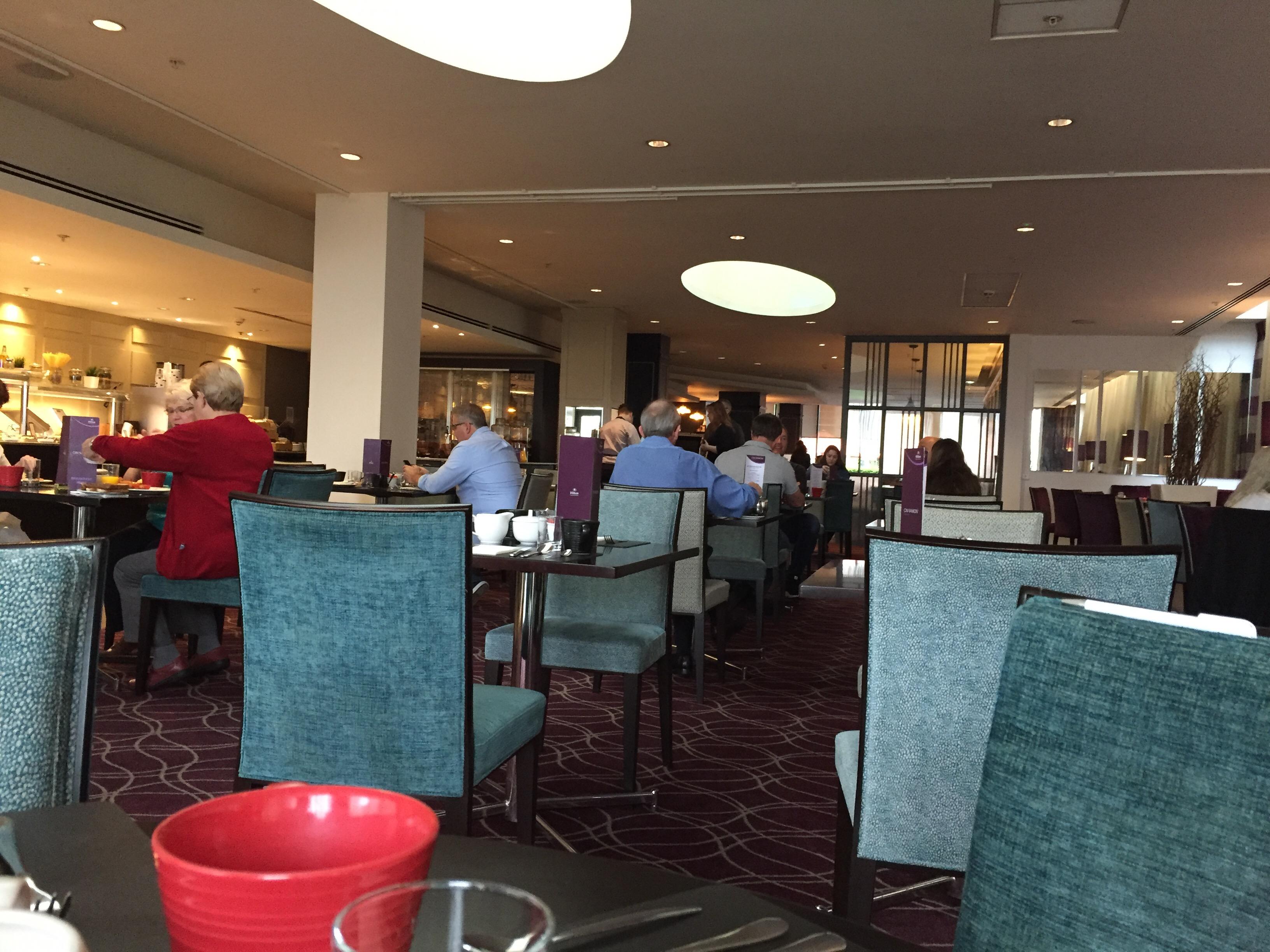 Hotel review hilton dublin kilmainham upperdeckflyer for Hilton kilmainham swimming pool